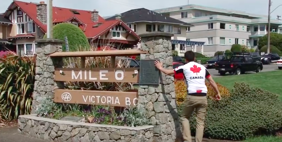 Vlog 4 – Mile 0 The Ride Begins